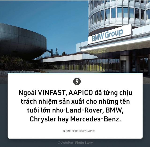 [Photo Story] 9 điều cho thấy tầm cỡ của AAPICO, đối tác mới nhất của VINFAST - Ảnh 9.