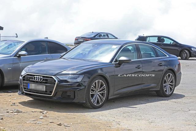 Lộ diện những hình ảnh chân thực nhất của Audi S6 2019 tính tới hiện tại - ảnh 1