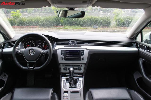 Đánh giá Volkswagen Passat: Lựa chọn khó khăn cho đại gia Việt còn mặn nồng xe Nhật, Hàn - Ảnh 10.