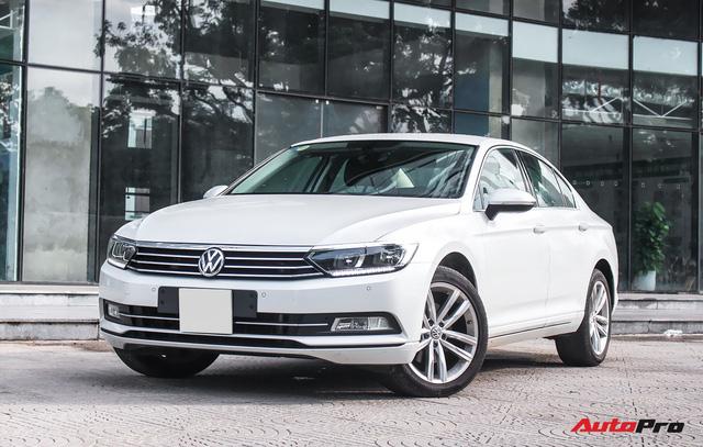 Đánh giá Volkswagen Passat: Lựa chọn khó khăn cho đại gia Việt còn mặn nồng xe Nhật, Hàn - Ảnh 3.