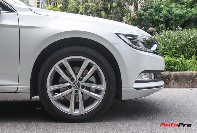 Đánh giá Volkswagen Passat: Lựa chọn khó khăn cho đại gia Việt còn mặn nồng xe Nhật, Hàn - Ảnh 9.