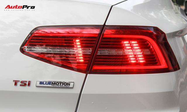 Đánh giá Volkswagen Passat: Lựa chọn khó khăn cho đại gia Việt còn mặn nồng xe Nhật, Hàn - Ảnh 8.