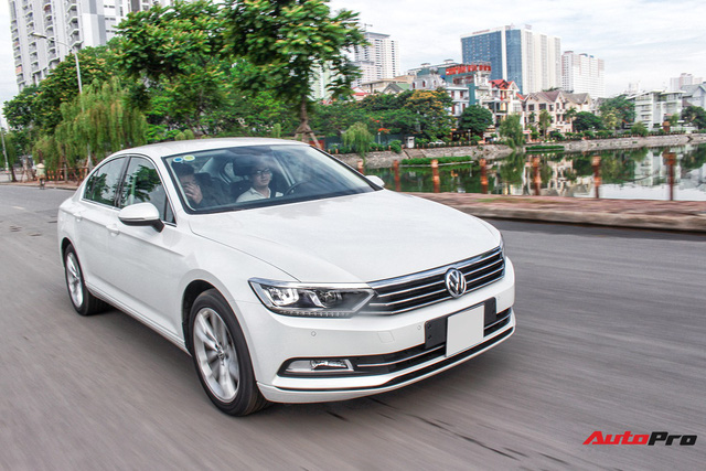 Đánh giá Volkswagen Passat: Lựa chọn khó khăn cho đại gia Việt còn mặn nồng xe Nhật, Hàn - Ảnh 19.