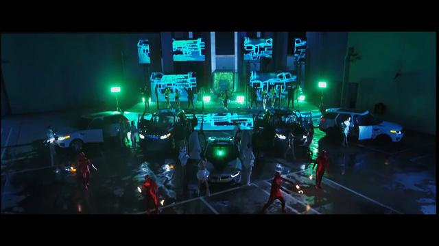 Siêu xe, siêu sang xuất hiện trong MV của Soobin Hoàng Sơn, Mr.A và Cường Seven - Ảnh 5.