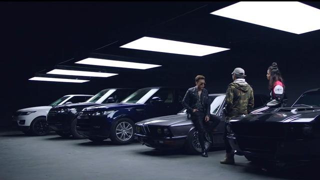 Siêu xe, siêu sang xuất hiện trong MV của Soobin Hoàng Sơn, Mr.A và Cường Seven
