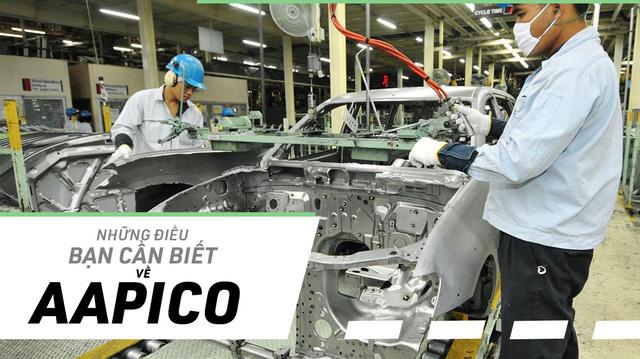 [Photo Story] 9 điều cho thấy tầm cỡ của AAPICO - đối tác mới nhất của VINFAST