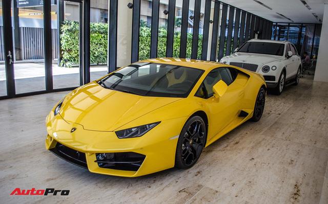 Mỗi năm thay một siêu xe không bị khấu hao tiền - Cách bán xe kiểu mới của Lamborghini tại Việt Nam - Ảnh 2.