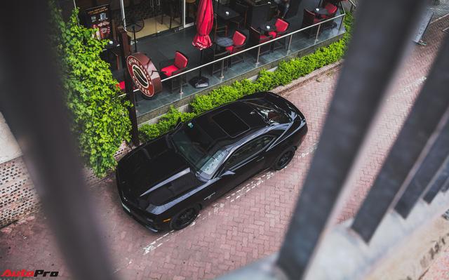 Chạm mặt Chevrolet Camaro phiên bản đặc biệt chuyển khẩu từ Sài Gòn ra Hà Nội - Ảnh 6.