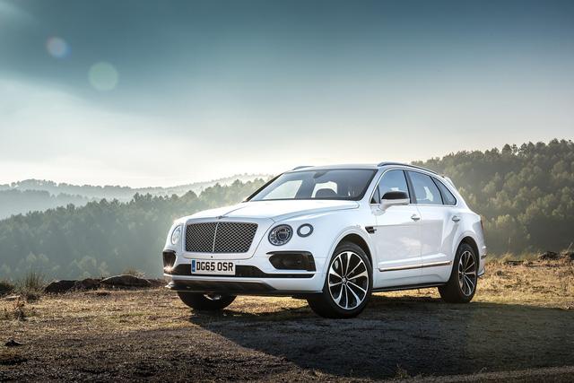 Bentley xác nhận cấu hình cao cấp nhất của Bentayga từ trước tới nay,biết luôn ngày ra mắt - Ảnh 1.