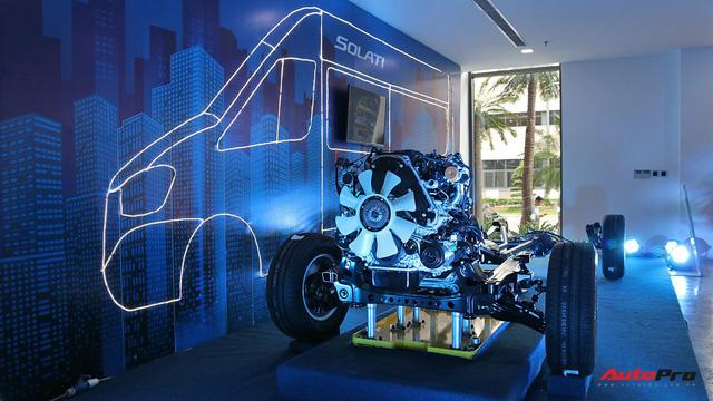 Hyundai Solati thay nhà phân phối, giảm 110 triệu đồng để đấu Ford Transit tại Việt Nam - Ảnh 4.