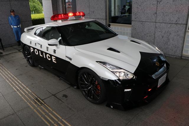 Đại gia bí ẩn tặng Nissan GT-R cho lực lượng cảnh sát Nhật Bản - Ảnh 3.