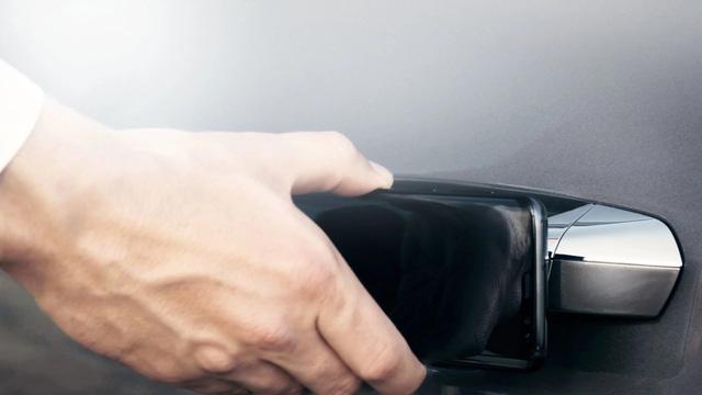 Điện thoại sắp thay thế chìa khoá ô tô đến nơi rồi - Ảnh 1.