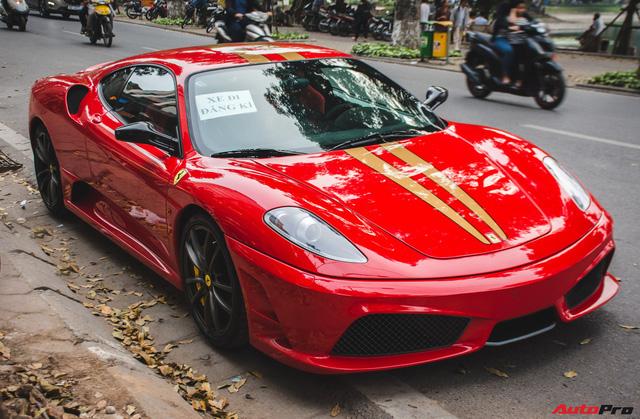 Những siêu xe độc nhất của giới đại gia Việt Nam - Ảnh 4.