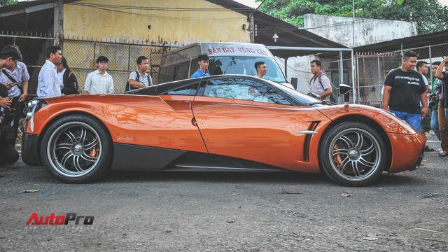 Những siêu xe độc nhất của giới đại gia Việt Nam - Ảnh 13.