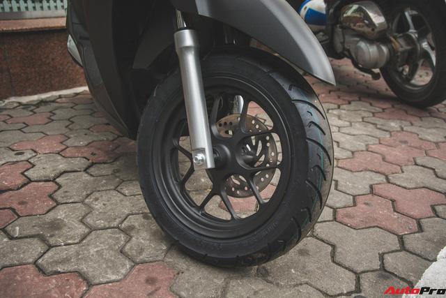 Chi tiết Honda LEAD đen mờ mới - Lựa chọn ngầu của chị em Ninja - Ảnh 13.