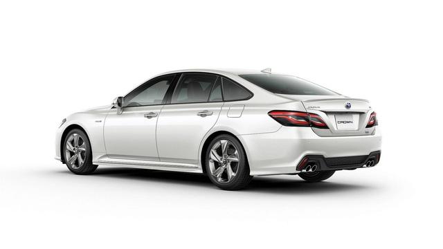 Ra mắt Toyota Crown thế hệ mới - Sự trở lại của Ông hoàng - Ảnh 9.