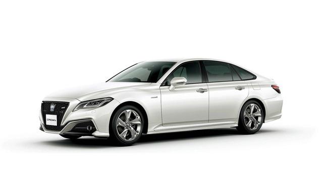 Ra mắt Toyota Crown thế hệ mới - Sự trở lại của Ông hoàng - Ảnh 7.