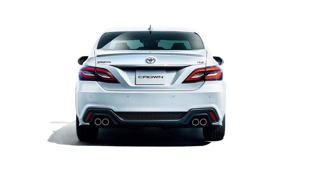 Ra mắt Toyota Crown thế hệ mới - Sự trở lại của Ông hoàng - Ảnh 10.