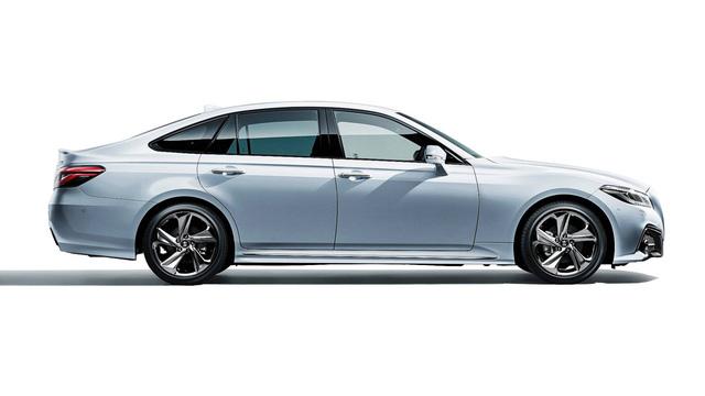 Ra mắt Toyota Crown thế hệ mới - Sự trở lại của Ông hoàng - Ảnh 8.
