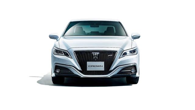 Ra mắt Toyota Crown thế hệ mới - Sự trở lại của Ông hoàng - Ảnh 6.