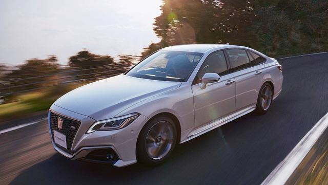 Ra mắt Toyota Crown thế hệ mới - Sự trở lại của Ông hoàng - Ảnh 1.