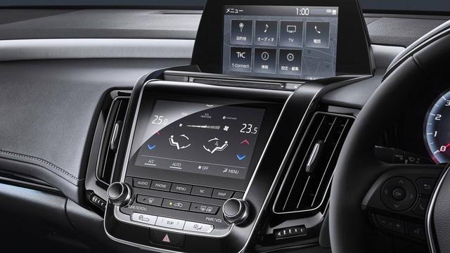 Ra mắt Toyota Crown thế hệ mới - Sự trở lại của Ông hoàng - Ảnh 4.