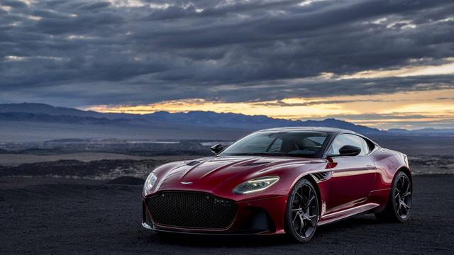 Aston Martin chính thức trình làng DBS Superleggera làm tín đồ siêu xe phát cuồng - Ảnh 13.