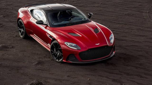 Aston Martin chính thức trình làng DBS Superleggera làm tín đồ siêu xe phát cuồng - Ảnh 6.
