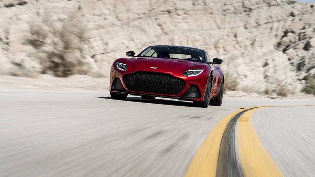 Aston Martin chính thức trình làng DBS Superleggera làm tín đồ siêu xe phát cuồng - Ảnh 3.