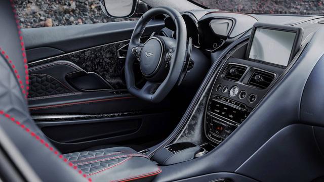 Aston Martin chính thức trình làng DBS Superleggera làm tín đồ siêu xe phát cuồng - Ảnh 17.