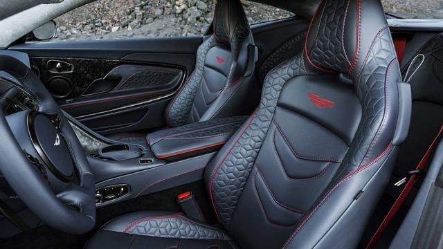 Aston Martin chính thức trình làng DBS Superleggera làm tín đồ siêu xe phát cuồng - Ảnh 18.