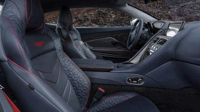 Aston Martin chính thức trình làng DBS Superleggera làm tín đồ siêu xe phát cuồng - Ảnh 19.