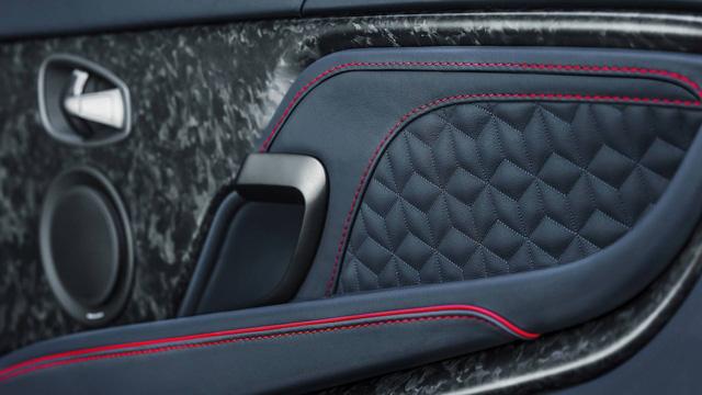 Aston Martin chính thức trình làng DBS Superleggera làm tín đồ siêu xe phát cuồng - Ảnh 20.