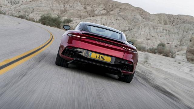 Aston Martin chính thức trình làng DBS Superleggera làm tín đồ siêu xe phát cuồng - Ảnh 4.