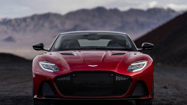 Aston Martin chính thức trình làng DBS Superleggera làm tín đồ siêu xe phát cuồng - Ảnh 16.