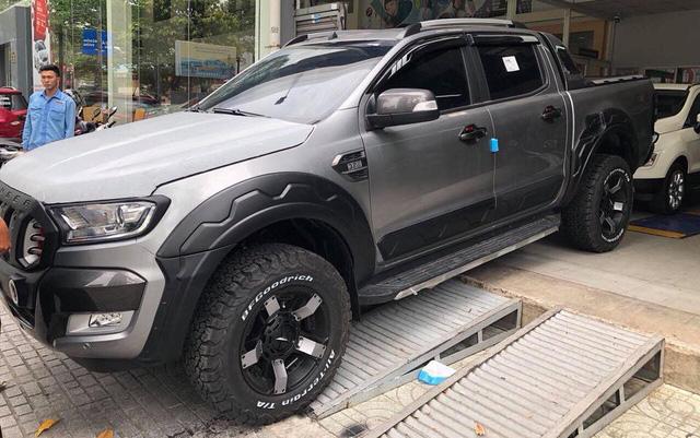 Đấu Chevrolet Colorado mới về, Ford Ranger 2018 sẽ đổ ra thị trường từ tháng 7 nhưng khách phải chấp nhận thiếu trang bị - Ảnh 3.