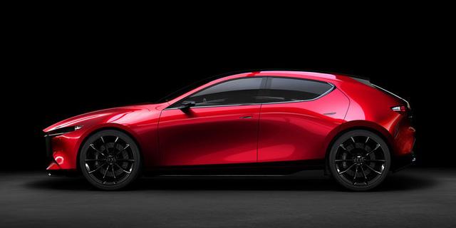 Mazda3 thế hệ mới sẽ cạnh tranh Mercedes-Benz A-Class - Ảnh 1.