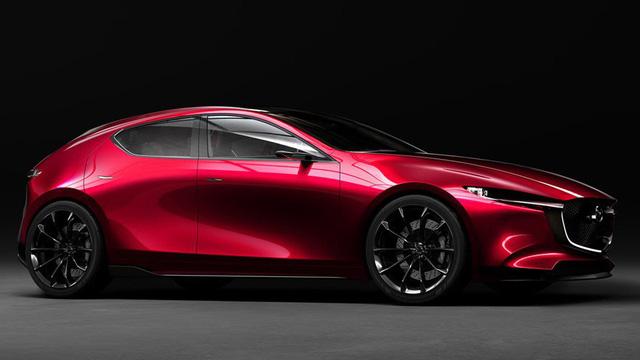 Mazda3 thế hệ mới sẽ cạnh tranh Mercedes-Benz A-Class