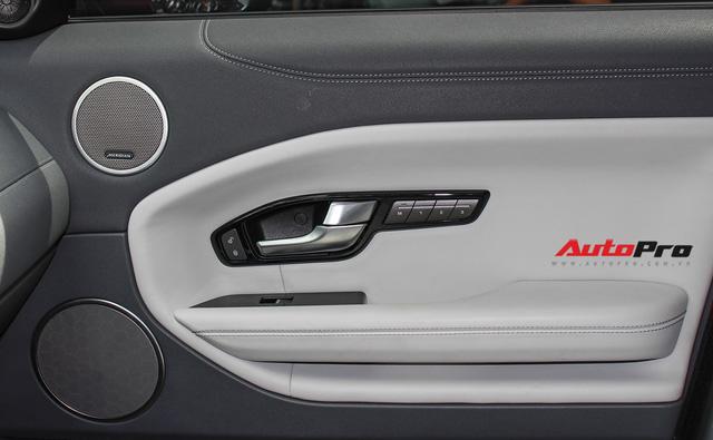 Mới lăn bánh 7.500km, Range Rover Evoque 2017 được rao bán lại giá 2,85 tỷ đồng - Ảnh 19.