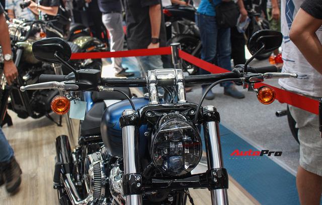 Harley-Davidson Breakout bản kỉ niệm 115 năm giá ngang Toyota Camry tại Việt Nam - Ảnh 6.
