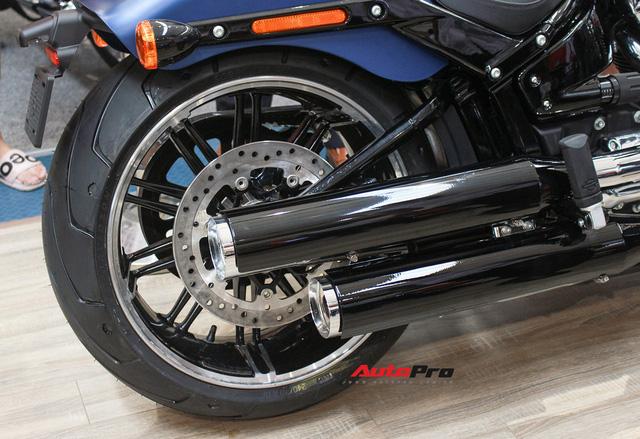Harley-Davidson Breakout bản kỉ niệm 115 năm giá ngang Toyota Camry tại Việt Nam - Ảnh 12.