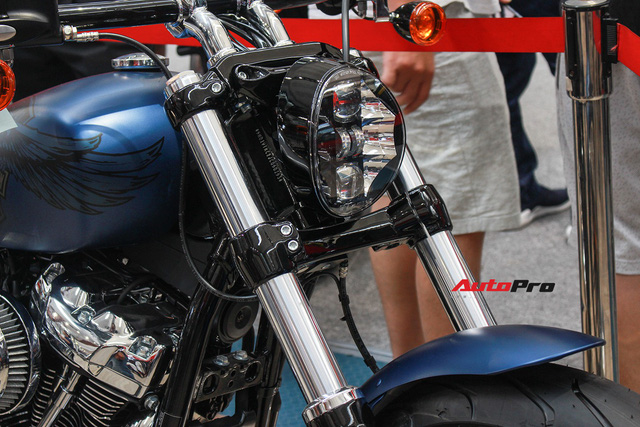 Harley-Davidson Breakout bản kỉ niệm 115 năm giá ngang Toyota Camry tại Việt Nam - Ảnh 5.