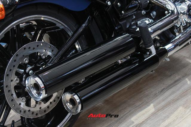 Harley-Davidson Breakout bản kỉ niệm 115 năm giá ngang Toyota Camry tại Việt Nam - Ảnh 13.