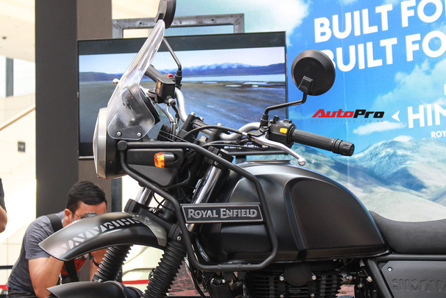 Royal Enfield Himalayan ra mắt Việt Nam, giá 131,7 triệu đồng - Ảnh 7.