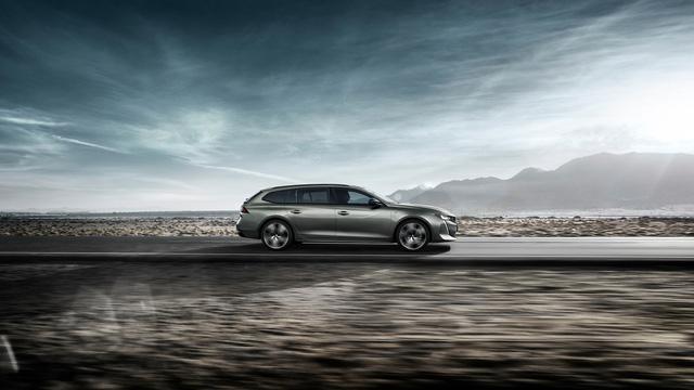 Đối thủ Toyota Camry - Peugeot 508 chính thức có cấu hình mới - Ảnh 1.