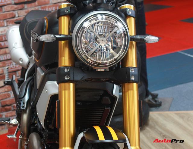 Ducati Scrambler 1100 ra mắt Việt Nam, giá từ 448 triệu đồng - Ảnh 8.