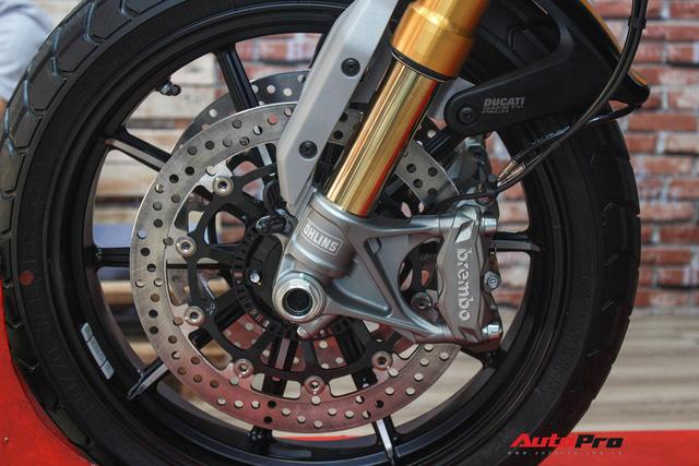 Ducati Scrambler 1100 ra mắt Việt Nam, giá từ 448 triệu đồng - Ảnh 12.
