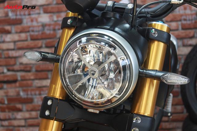 Ducati Scrambler 1100 ra mắt Việt Nam, giá từ 448 triệu đồng - Ảnh 4.