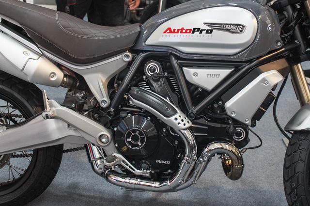 Ducati Scrambler 1100 ra mắt Việt Nam, giá từ 448 triệu đồng - Ảnh 16.