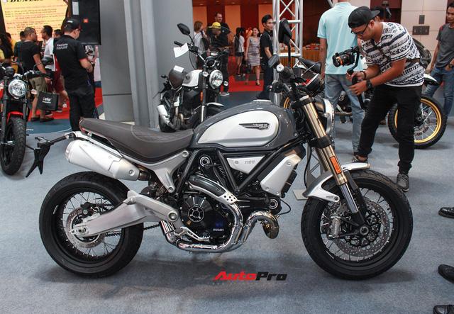 Ducati Scrambler 1100 ra mắt Việt Nam, giá từ 448 triệu đồng - Ảnh 19.